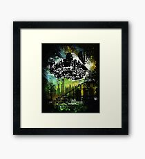 """Noah""""s ark 2012 Framed Print"""
