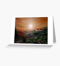 Savy's Tuscany Greeting Card