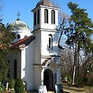 Church in the park by Maria1606