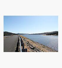 Wyangala Dam NSW 2015 Photographic Print