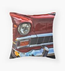 Those 50's Cars! Throw Pillow