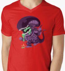Xenomorph! Men's V-Neck T-Shirt