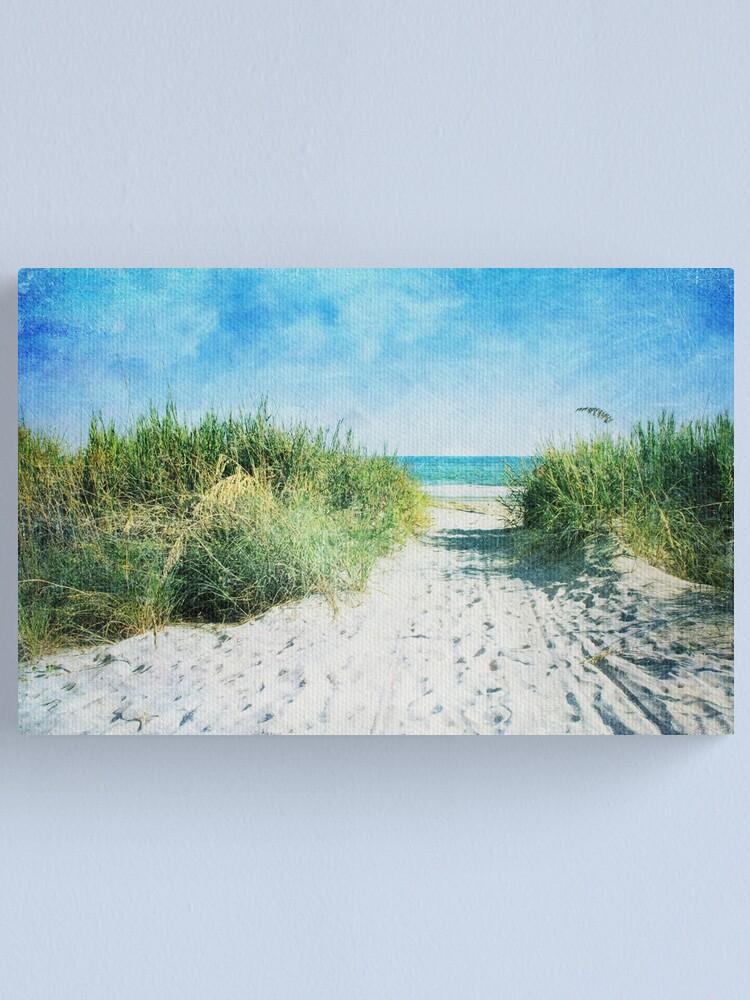 Alternate view of Open Invitation Canvas Print
