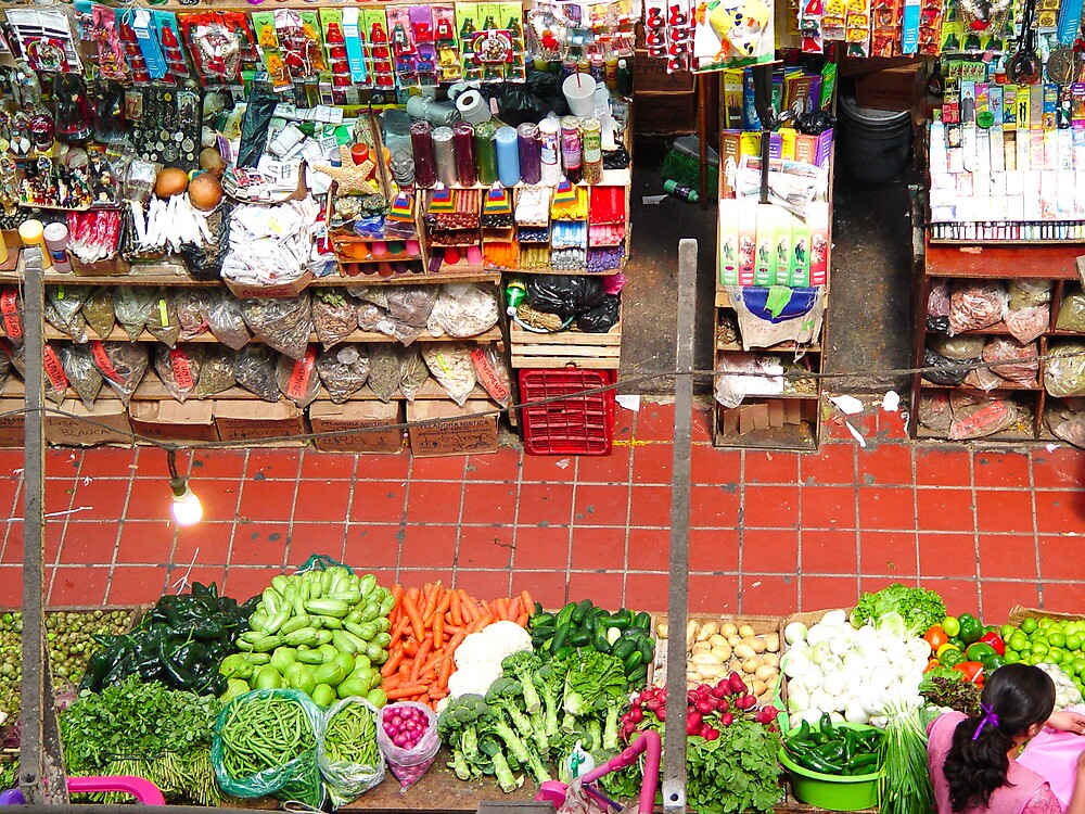 Market of Color by Guatemwc
