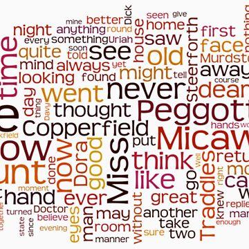 David Copperfield by Onlooker