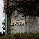 Rue de Seigneur De Gourdan by rsangsterkelly