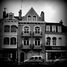 A Street - Calais  by rsangsterkelly