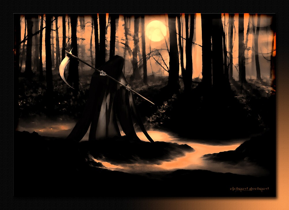 The Reaper by Richard  Gerhard