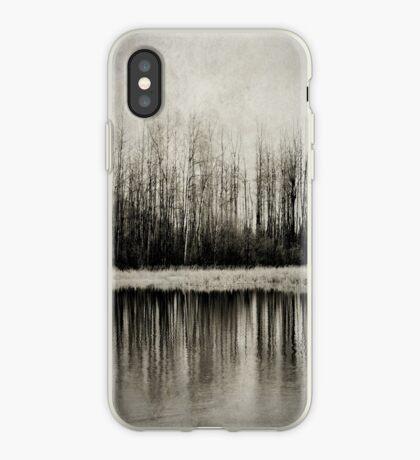 Solitude Revisited iPhone Case