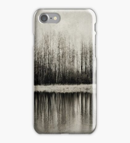 Solitude Revisited iPhone Case/Skin