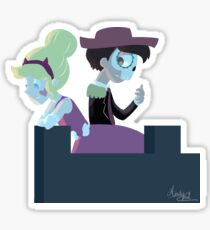 Return from the Blood Moon Ball Sticker