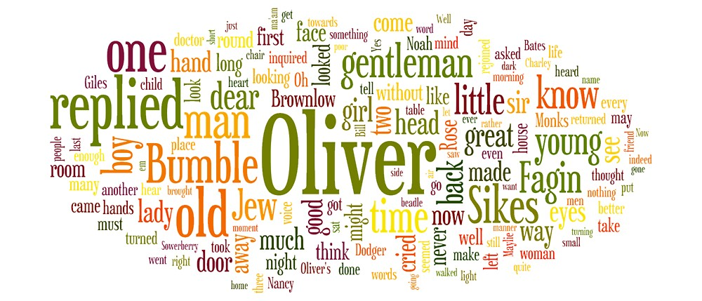 The Adventures of Oliver Twist by Dave Rowley