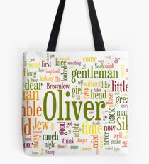 The Adventures of Oliver Twist Tote Bag