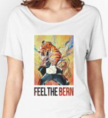 BERNIE SANDERS - FEEL THE BERN! Women's Relaxed Fit T-Shirt