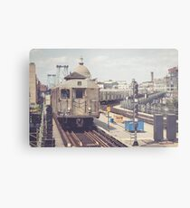 Williamsburg Metal Print