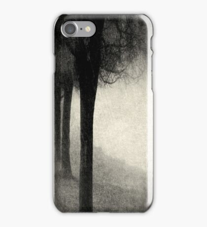 """Twins in the Forrest"" I Phone Case iPhone Case/Skin"