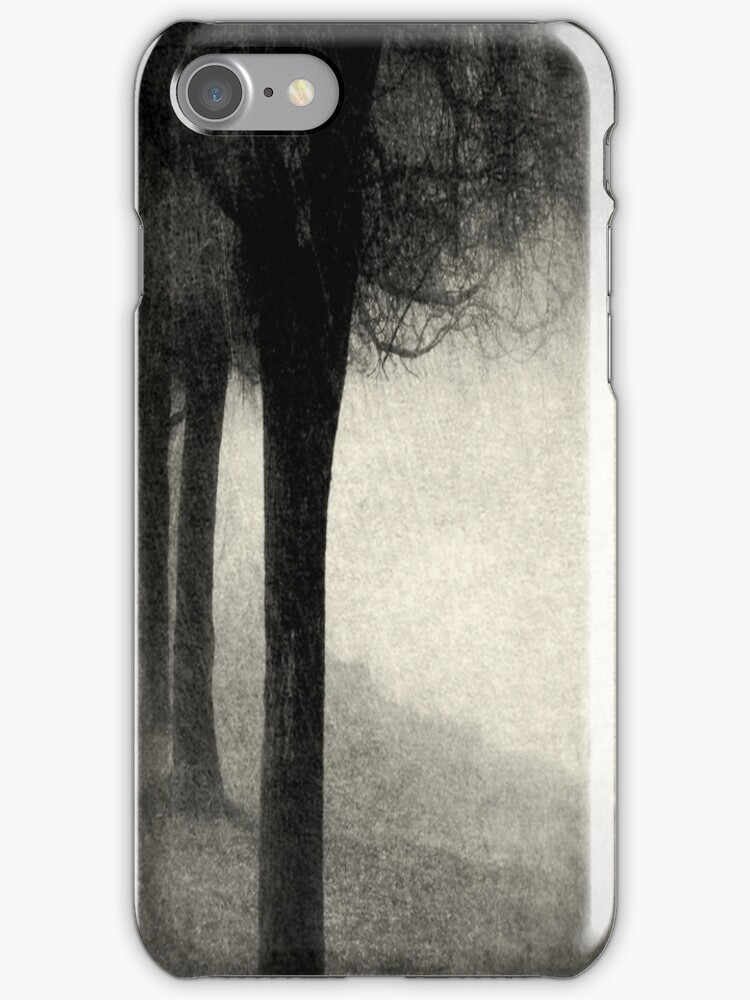"""""""Twins in the Forrest"""" I Phone Case by Annie Lemay  Photography"""