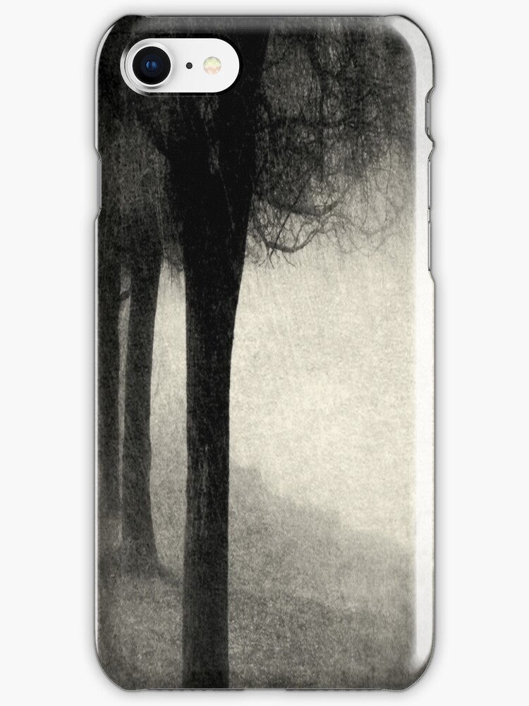 """Twins in the Forrest"" I Phone Case by Annie Lemay  Photography"