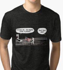 Moon Conspiracy Tri-blend T-Shirt