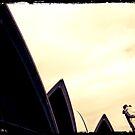 Sydney opera House by bouche