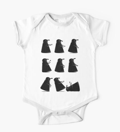 Ministry of Dalek Silly Walks Kids Clothes