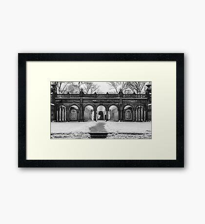 A Quite Moment Framed Print
