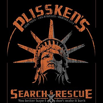 Snake Plissken's Search & Rescue Pty Ltd by 6amCrisis