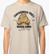 Punxsutawney Phil's Driving School Classic T-Shirt