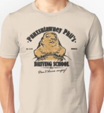 Punxsutawney Phil's Driving School Unisex T-Shirt