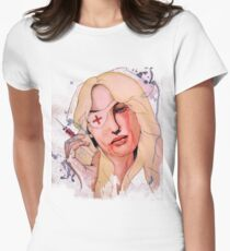 Twisted Nerve Women's Fitted T-Shirt