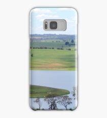 Carcoar Lake Landscape Samsung Galaxy Case/Skin