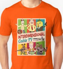 Interdimensional Cable TV T-Shirt