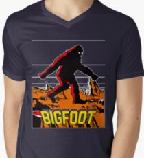 Bigfoot Men's V-Neck T-Shirt