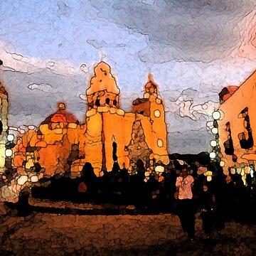 Guanajuato by suemari