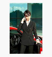 corporate mannequin  Photographic Print