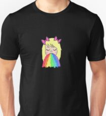 Rainbow Barf Unisex T-Shirt