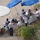 Exchanging Music with Oysters - Intercambio con Musica y Ostiones by PtoVallartaMex
