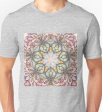 Vintage floral  pattern Unisex T-Shirt