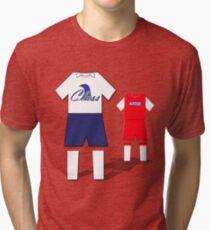 Class vs Arse Tri-blend T-Shirt
