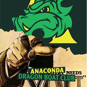 Anaconda Needs you by chrisb27