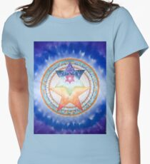 Stargate Womens Fitted T-Shirt