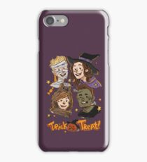 Domestic Monsters iPhone Case/Skin