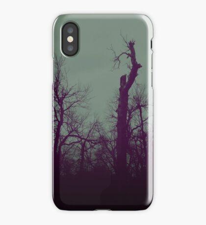 DarkTrees iphone iPhone Case/Skin