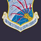 Air Force Comm Command by Tasty Clothing