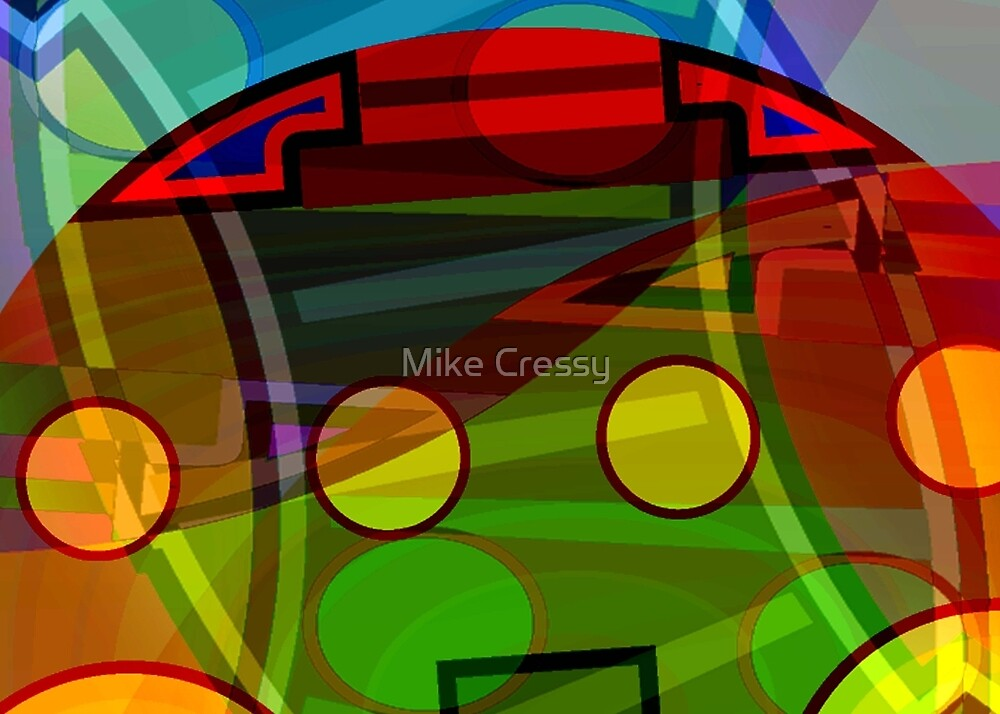 Open One Eye Next by Mike Cressy