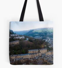 Hebden Bridge, West Yorkshire Tote Bag