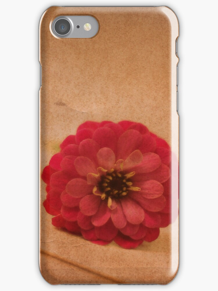 iphone flower case by mellychan
