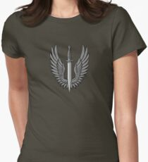 MW3 SAS Women's Fitted T-Shirt