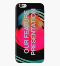 Our Feature Presentation iPhone Case