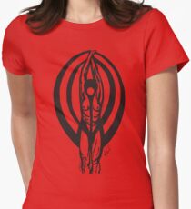 Venus Trap Womens Fitted T-Shirt